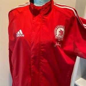 Authentic Boston marathon jacket